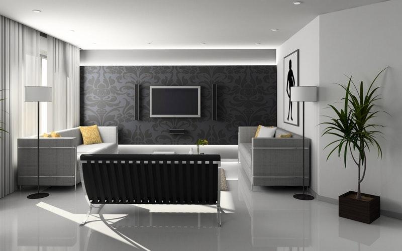 Moderne indretning