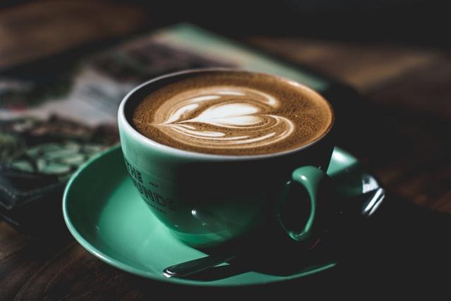 Kop lækker kaffe